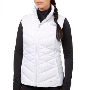 The North Face Women's Alpz Down Vest in White